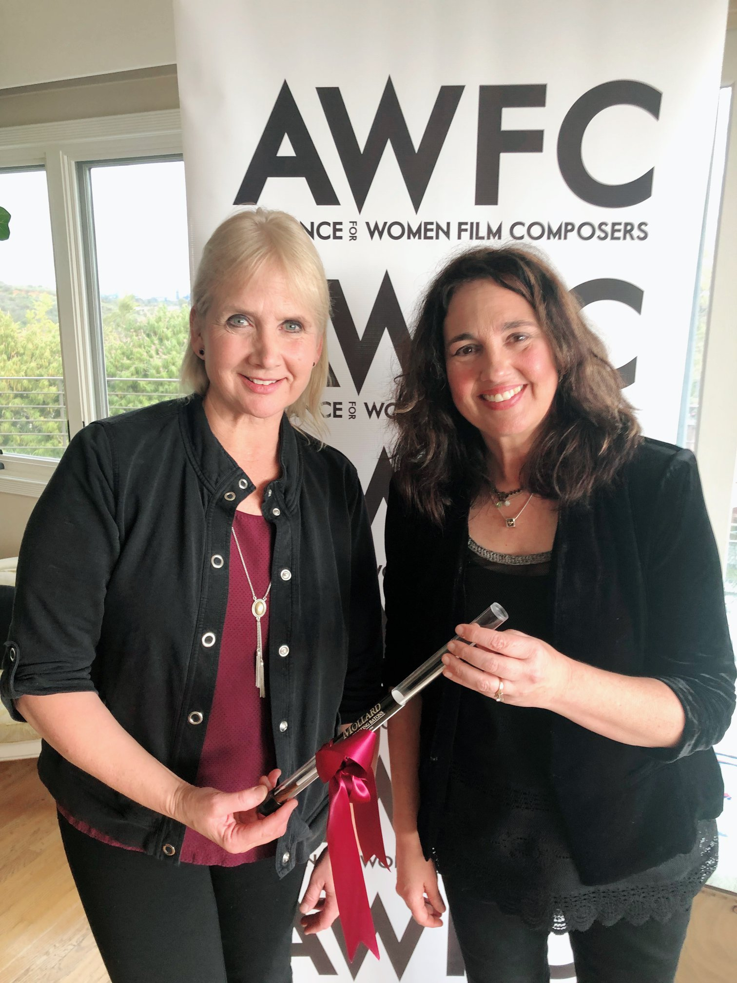 Leadership : Alliance for Women Film Composers